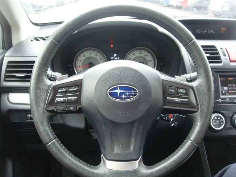 2012 Subaru Impreza AWD 2.0i Limited 4dr Wagon - Shakopee MN