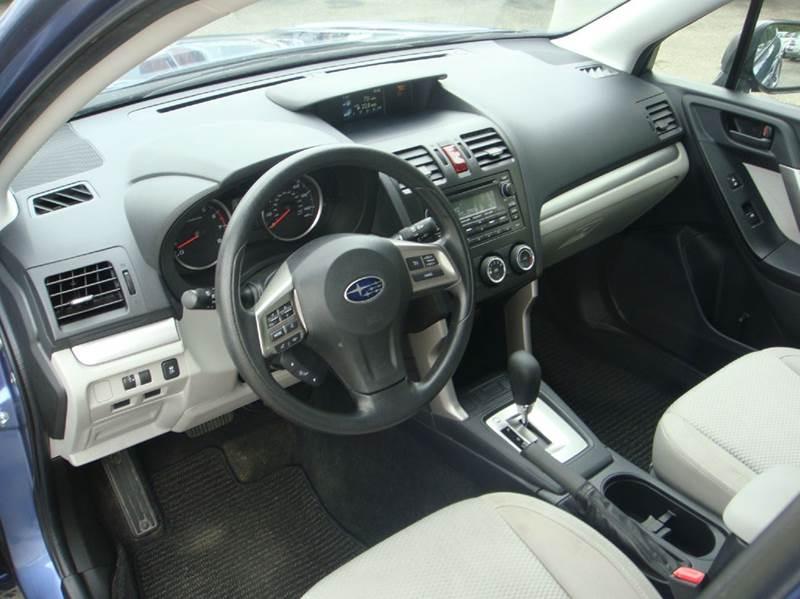 2015 Subaru Forester AWD 2.5i 4dr Wagon CVT - Shakopee MN