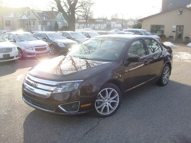 2011 ford fusion awd sel 4dr sedan in shakopee mn marx motors llc. Black Bedroom Furniture Sets. Home Design Ideas