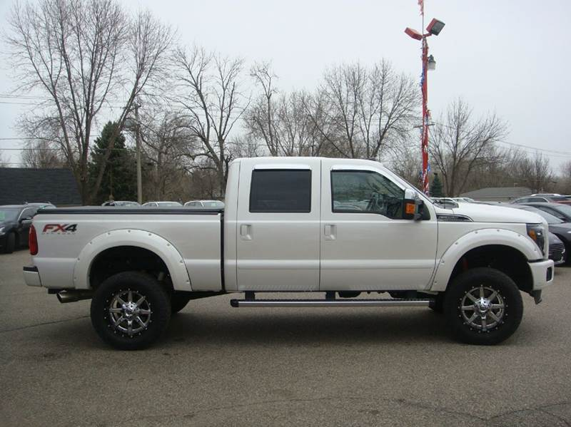 2016 Ford F-250 Super Duty King Ranch 4x4 4dr Crew Cab 6.8 ft. SB Pickup - Shakopee MN