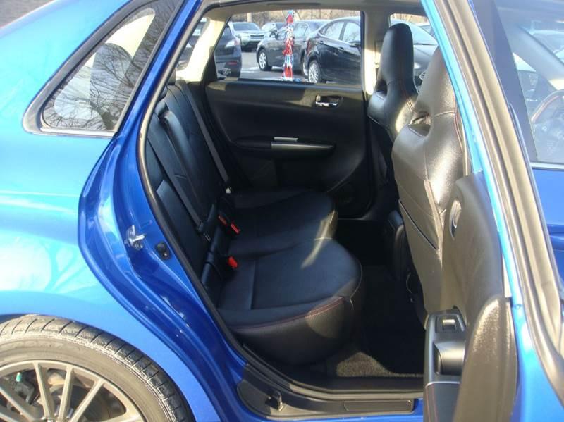 2014 Subaru Impreza WRX Limited AWD 4dr Sedan - Shakopee MN