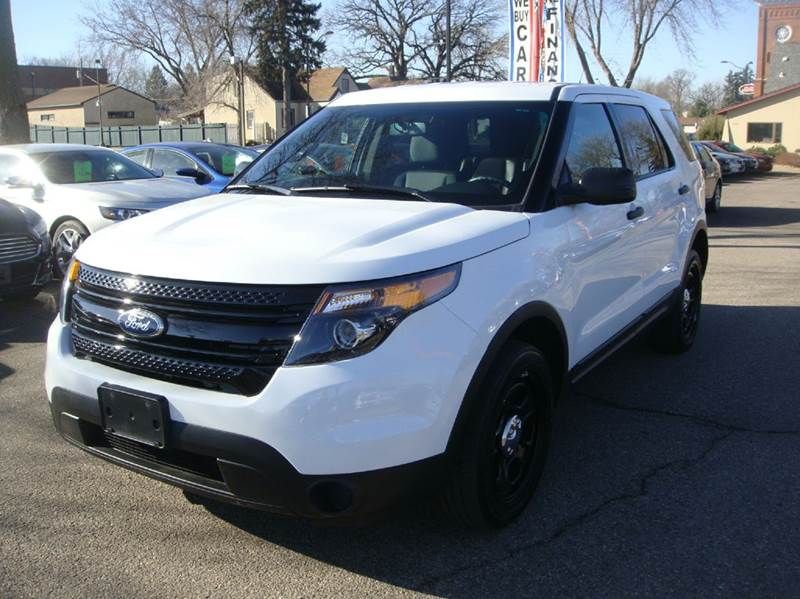 2014 Ford Explorer Police Interceptor Awd 4dr Suv All   2017, 2018, 2019 Ford Price, Release ...