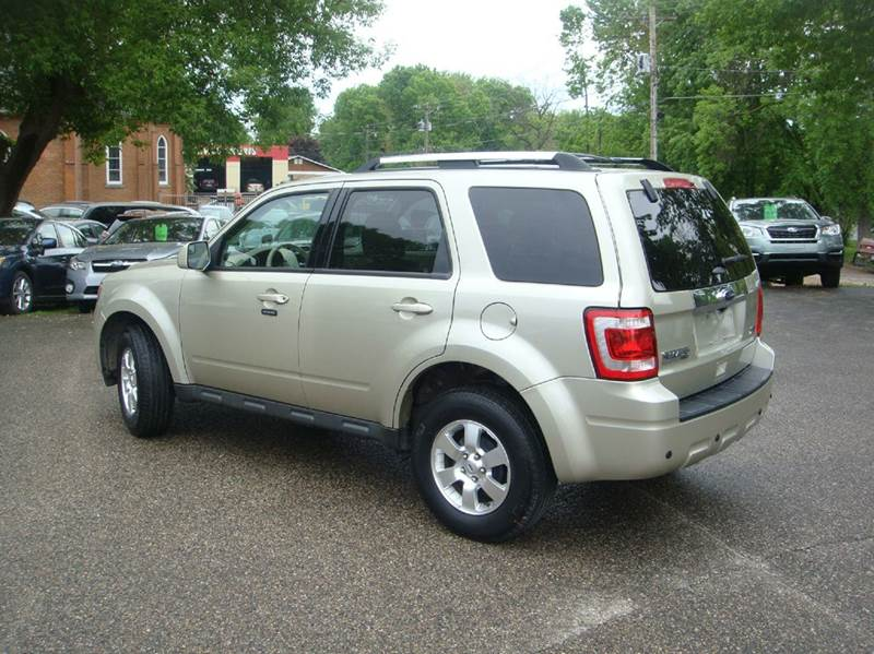 2012 Ford Escape Limited AWD 4dr SUV - Shakopee MN