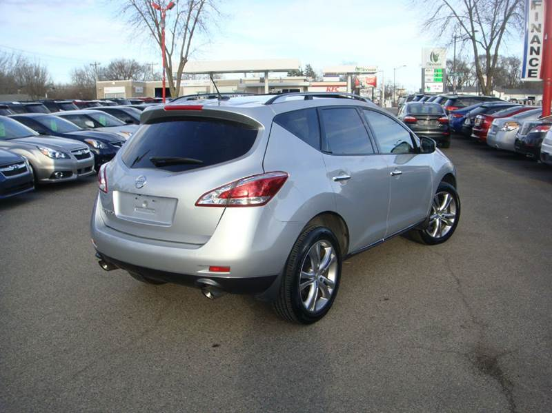 2013 nissan murano platinum edition awd 4dr suv in for Ac motors shakopee mn