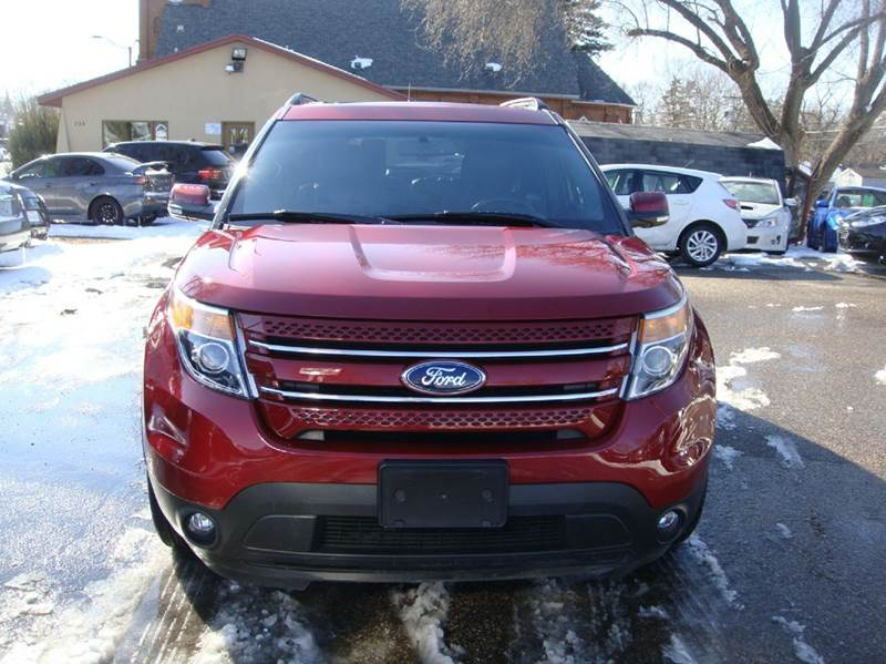 2015 Ford Explorer Limited AWD 4dr SUV - Shakopee MN