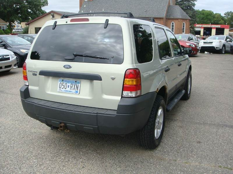 2005 Ford Escape AWD XLT 4dr SUV - Shakopee MN