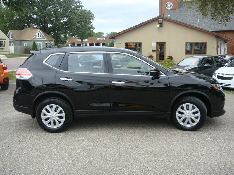 2015 Nissan Rogue S AWD 4dr Crossover - Shakopee MN
