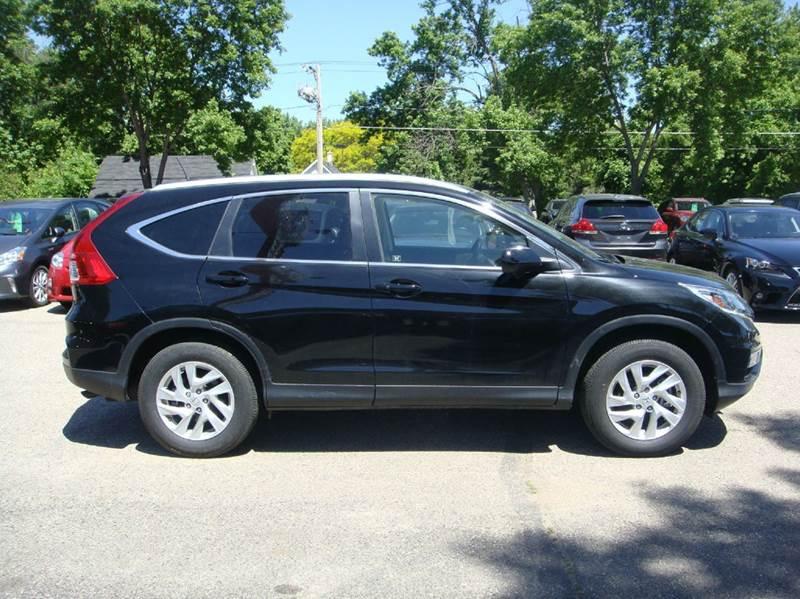 2016 Honda CR-V EX-L w/Navi AWD 4dr SUV w/Navi - Shakopee MN