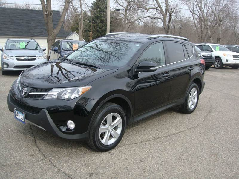 2014 toyota rav4 xle awd 4dr suv in shakopee mn marx. Black Bedroom Furniture Sets. Home Design Ideas