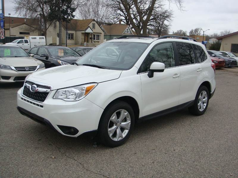2015 subaru forester limited awd 4dr wagon in shakopee mn marx motors llc. Black Bedroom Furniture Sets. Home Design Ideas