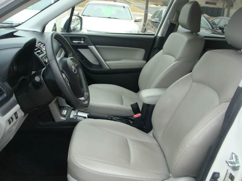 2015 Subaru Forester 2.5i Limited AWD 4dr Wagon - Shakopee MN