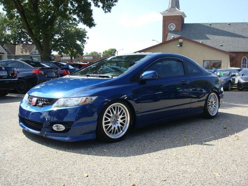 2009 honda civic si 2dr coupe in shakopee mn marx motors llc. Black Bedroom Furniture Sets. Home Design Ideas