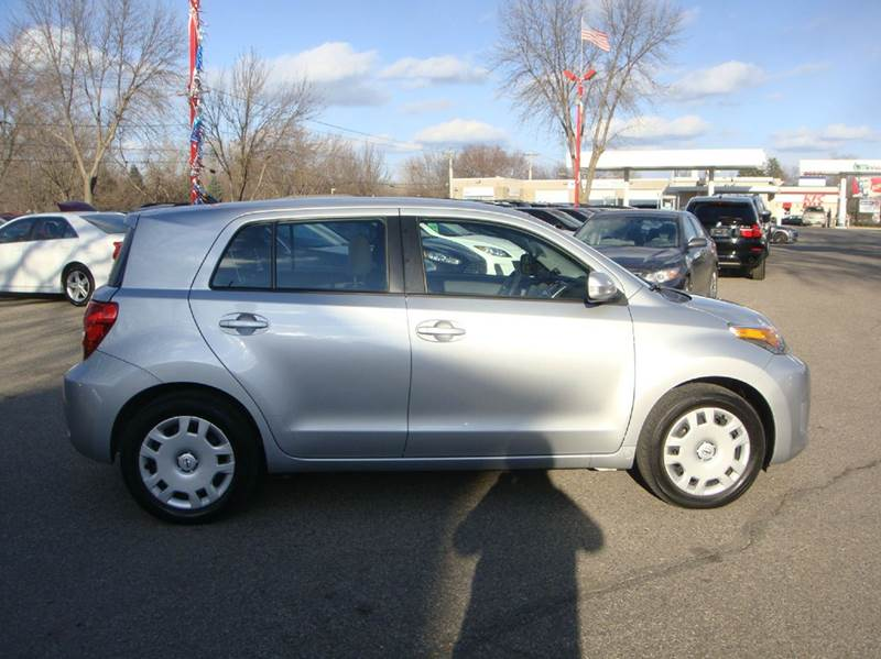 2010 Scion Xd Base 4dr Hatchback 4a In Shakopee Mn Marx