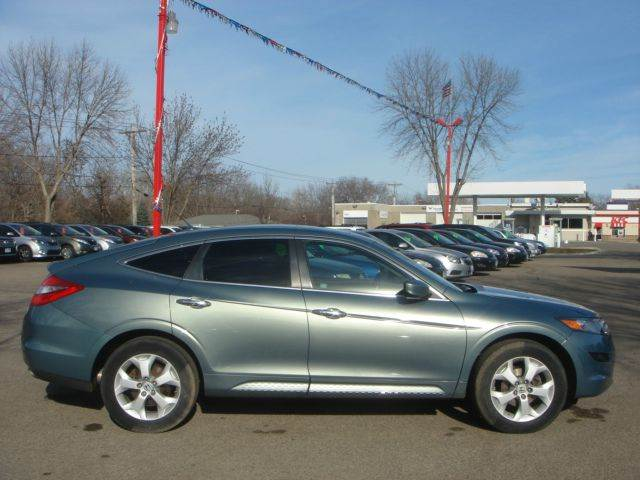 2010 Honda Accord Crosstour EX L AWD 4dr Crossover In