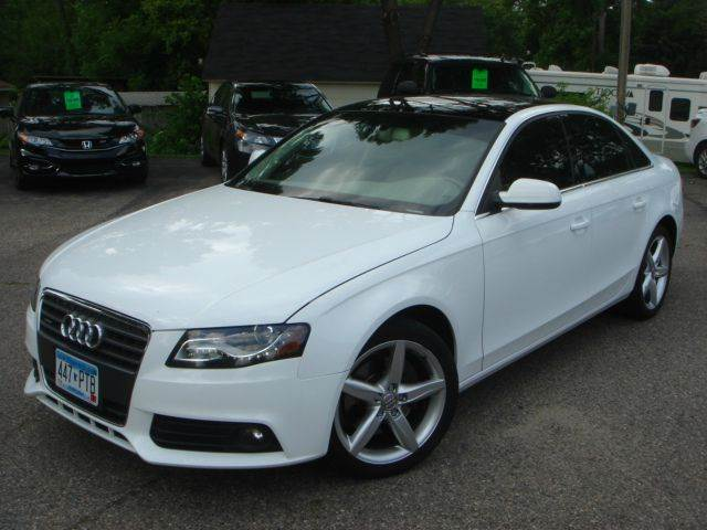 2010 audi a4 2 0t quattro premium plus awd 4dr sedan 6a in. Black Bedroom Furniture Sets. Home Design Ideas