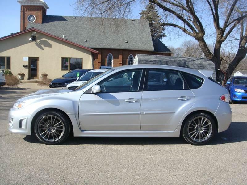 2011 Subaru Impreza WRX AWD 4dr Wagon - Shakopee MN