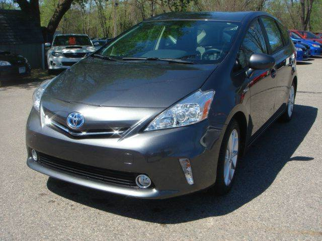 2014 toyota prius v five 4dr wagon in shakopee mn marx for Ac motors shakopee mn