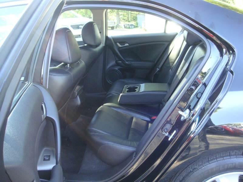 2010 Acura TSX w/Tech 4dr Sedan 5A w/Technology Package - Shakopee MN