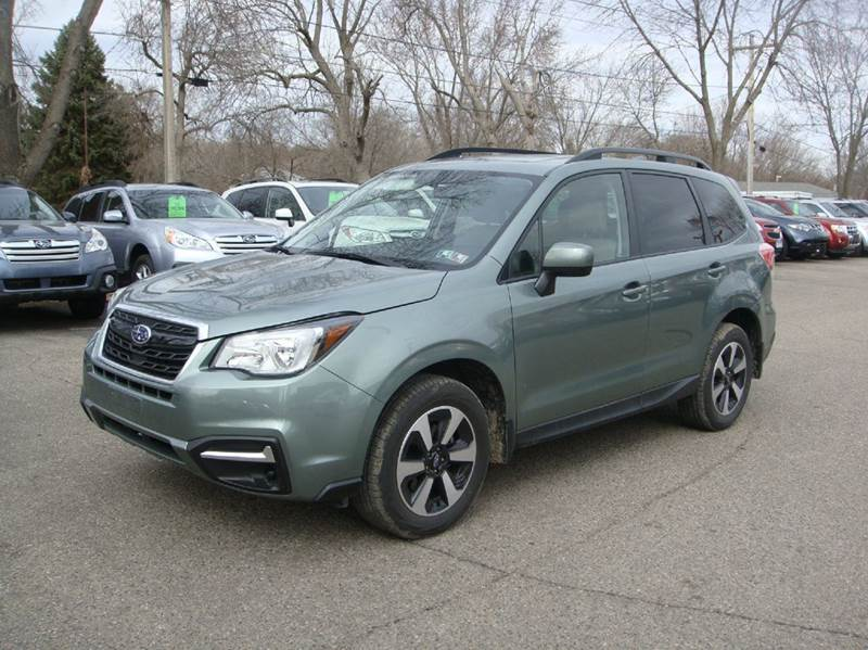 2017 subaru forester premium awd 4dr wagon cvt in shakopee mn marx motors llc. Black Bedroom Furniture Sets. Home Design Ideas