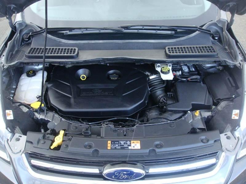 2014 ford escape titanium awd 4dr suv in shakopee mn for Ac motors shakopee mn