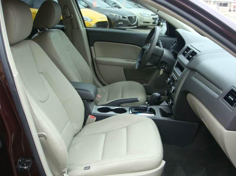2011 Ford Fusion SEL 4dr Sedan - Shakopee MN