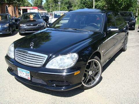 Used mercedes benz s class for sale minnesota for Used mercedes benz mn