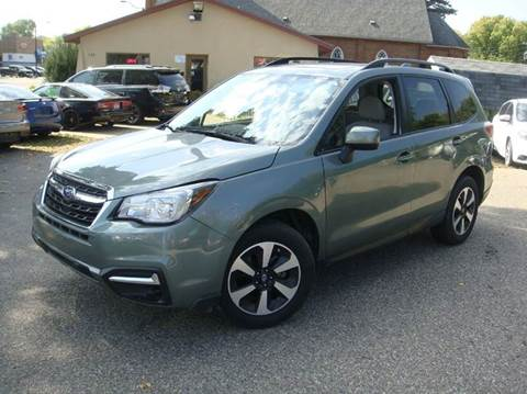 2017 Subaru Forester for sale in Shakopee, MN