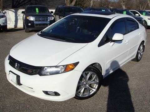 Honda civic for sale in shakopee mn for Ac motors shakopee mn