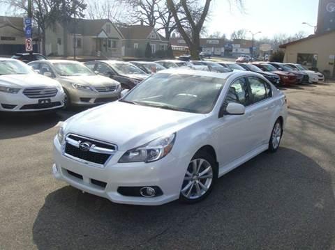 2013 Subaru Legacy for sale in Shakopee, MN