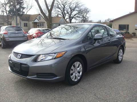 2012 Honda Civic for sale in Shakopee, MN