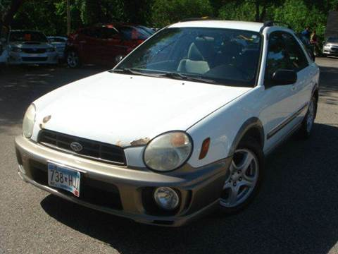 2002 Subaru Impreza for sale in Shakopee, MN