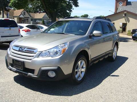 2014 Subaru Outback for sale in Shakopee, MN