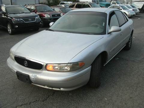 2001 Buick Century for sale in Fredericksburg, VA
