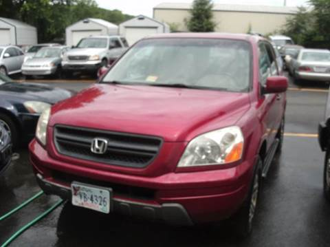 2005 Honda Pilot for sale in Fredericksburg, VA