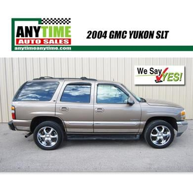 2004 Gmc Yukon For Sale In South Dakota
