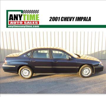 2001 chevrolet impala for sale south dakota. Black Bedroom Furniture Sets. Home Design Ideas