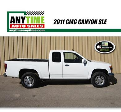 2011 GMC Canyon for sale in Rapid City, SD
