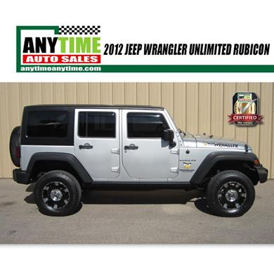 2012 Jeep Wrangler Unlimited for sale in Rapid City, SD