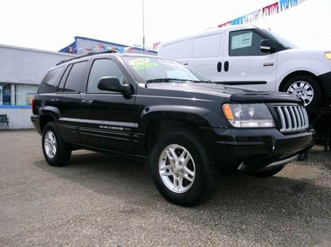 2004 Jeep Grand Cherokee for sale in Barnesville, OH