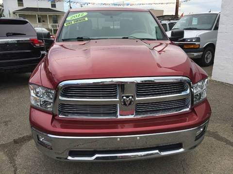 2012 RAM Ram Pickup 1500 for sale in Barnesville, OH