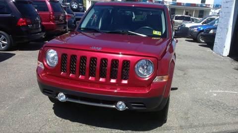 2013 Jeep Patriot for sale in Barnesville, OH