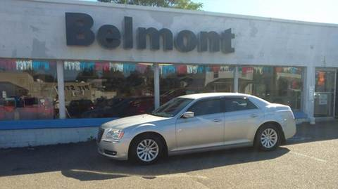 2012 Chrysler 300 for sale in Barnesville, OH
