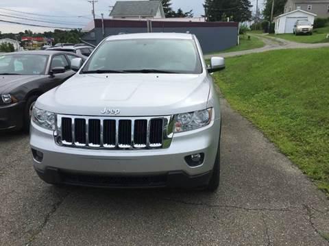 2012 Jeep Grand Cherokee for sale in Barnesville OH