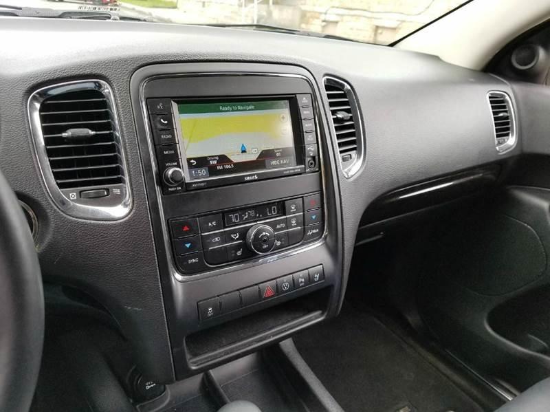 2013 Dodge Durango AWD Crew 4dr SUV - Saint Marys KS