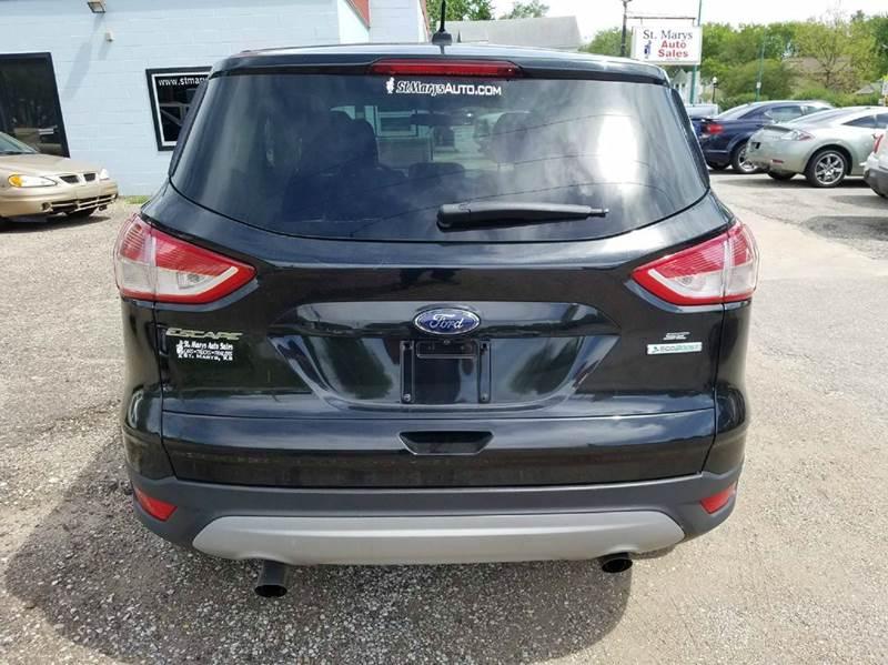 2014 Ford Escape SE 4dr SUV - Saint Marys KS
