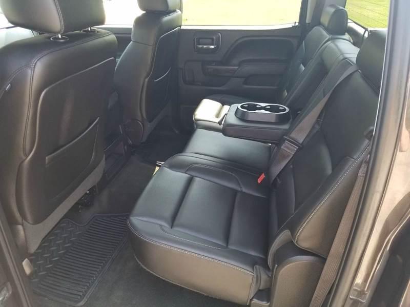 2015 GMC Sierra 1500 SLE 4x4 4dr Crew Cab 5.8 ft. SB - Saint Marys KS