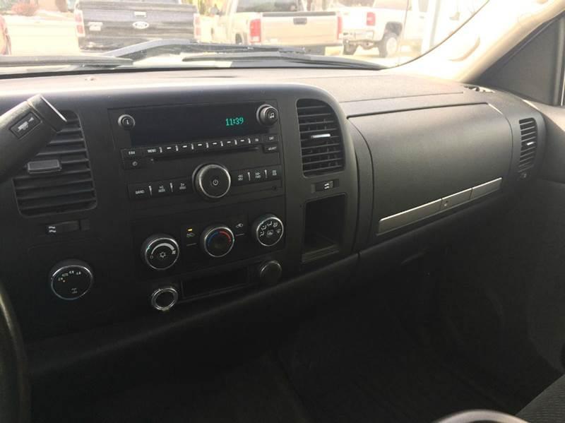 2007 Chevrolet Silverado 1500 LT1 4dr Extended Cab 4WD 6.5 ft. SB - Saint Marys KS