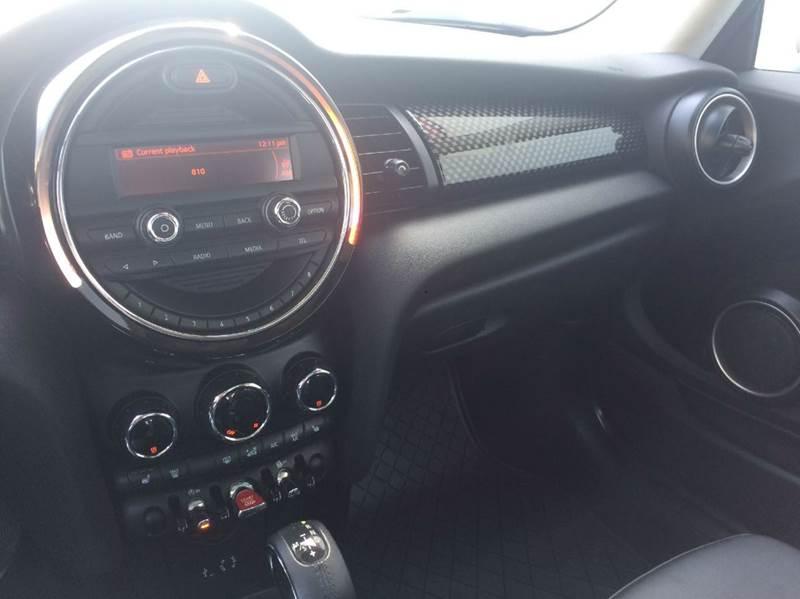 2015 MINI Hardtop Cooper S 2dr Hatchback - Saint Marys KS