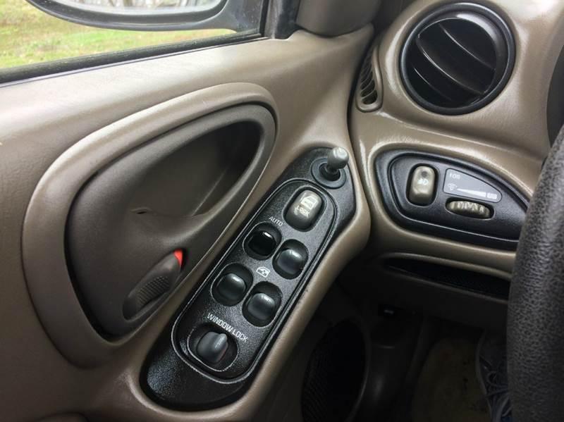 2004 Pontiac Grand Am SE1 4dr Sedan - Saint Marys KS