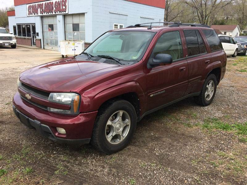 2004 Chevrolet TrailBlazer LT 4WD 4dr SUV - Saint Marys KS
